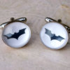 Comics Cufflinks - BATMAN cuff links - Superhero accessories for men