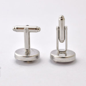 Cufflinks -  Fortune ONE Dollar - George Washington -  wedding cufflinks -
