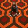 Cufflinks - The Shining - Baby tricycle carpet - Stanley Kubrick