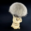 French Bulldog Shaving brush - Hand made finest badger Shave Brush with elegant box