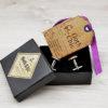 Wedding Cufflinks - Best MAN - Very elegant wooden wedding ceremony cuff links