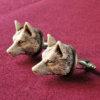 Wolf MAN Cufflinks - Victorian style hand made cuff links